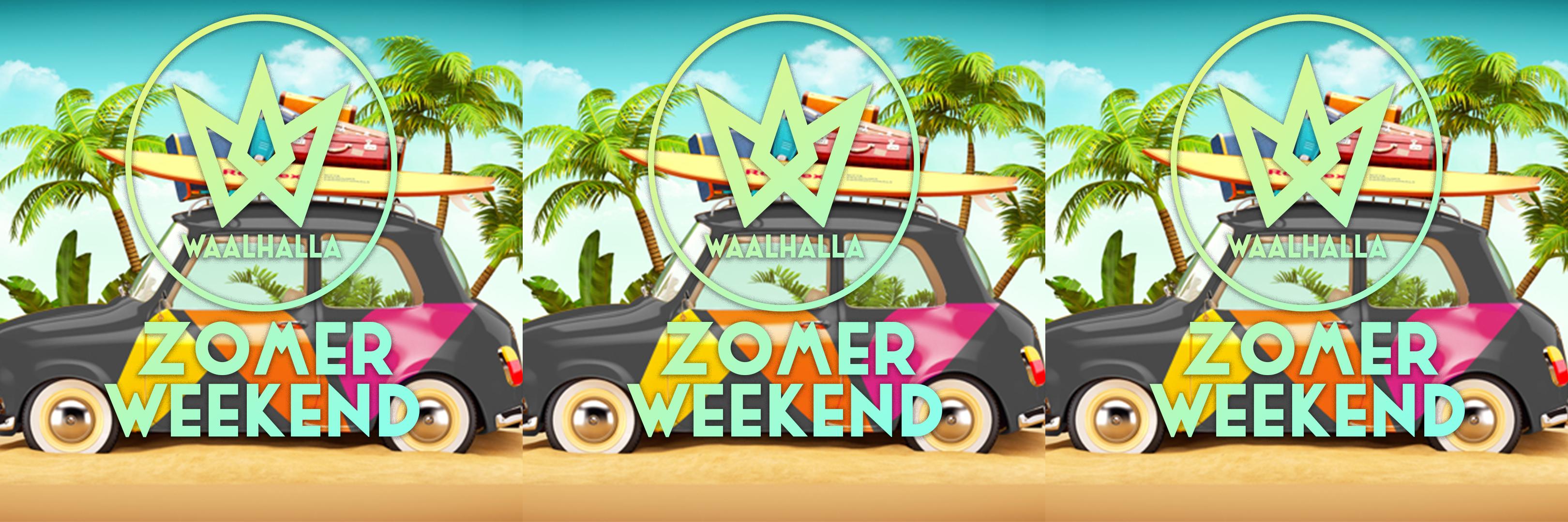 Waalhalla Zomer Weekend