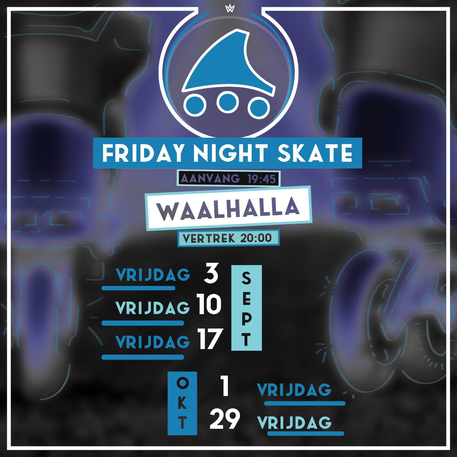 Friday Night Skate